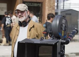 Brian De Palma al lavoro