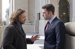 Russell Crowe e Ben Affleck