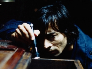 Luigi Lo Cascio in una scena del film