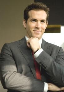 "Ryan Reynolds in ""versione ufficio"""