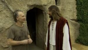 A chi assomiglia il Signore sulla destra?